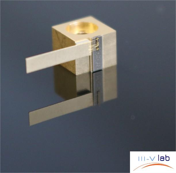 Fabrication de diodes laser monofréquences DFB…